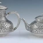 纯银茶具 (1)