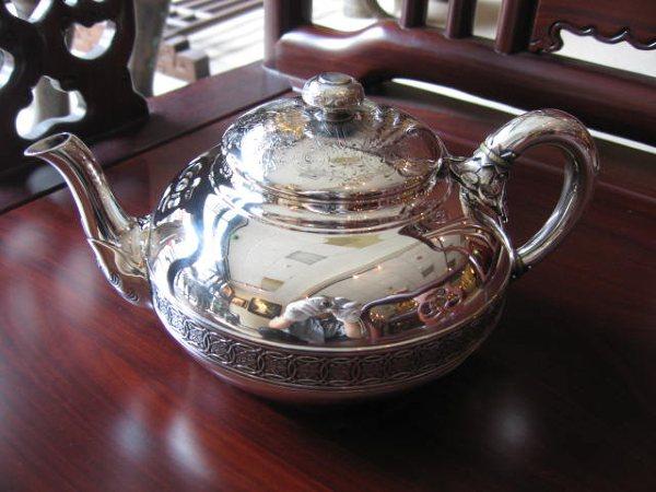 Tiffany Silver Tea Set 030
